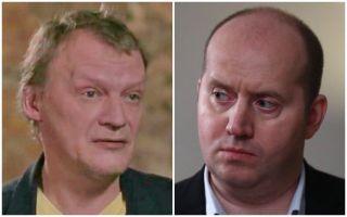 Бурунов потерял работу в фильме из-за Серебрякова. Коллаж «Покатим»