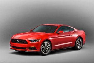 С 14 июля начнётся серийное производство нового «Ford Mustang» 2015
