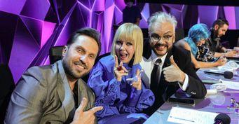 Закадром шоу «Маска»: Досуг судей проекта Киркорова и Родригеза при выключенных камерах показала певица Валерия