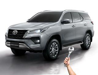 Toyota Fortuner 2021. Изображение: «Покатим!»