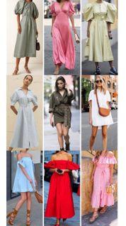 платья зноя 2020