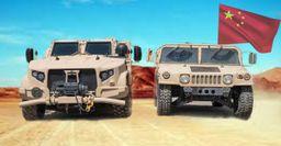 Броневик Oshkosh мог заменить Hummer из-за утечки денег и технологий производства в Китай