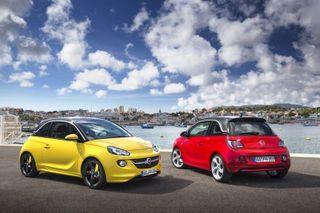 Новый миниатюрный Opel Adam S будет построен на основе ситикара Adam