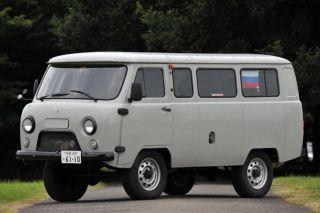 Стоковый УАЗ-452, источник: УАЗ