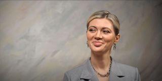 Кадр интервью Натальи Соболевой. Источник: YouTube «Жена юмориста»