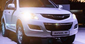 F7 «не смог»: Китайская марка теперь делает ставку на Haval H5?