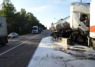 В Тверской области в результате ДТП погибли люди