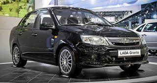 Составлен ТОП-10 самых известных машин в России за август