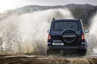 Фото: УАЗ «Патриот», источник: UAZ