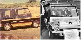 «Каму» наYoutube сравнили с«машиной кота Леопольда». Фото: «Вести КАМАЗа»