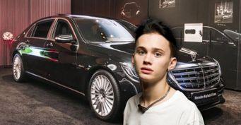 Сэкономил наводителе: Даня Милохин раскрыл первый автомобиль