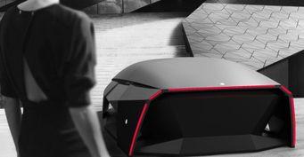 Как iPhoneнаколёсах: Концепт автомобиля Apple показан дизайнером