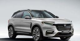 Конкурент Hyundai Creta из Страны самураев: Представлены рендеры Honda HR-V третьего поколения