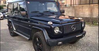 Автоблогер поделилась опытом использования 22-летнего Mercedes-Benz G-Class за 300 000
