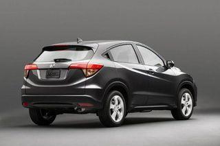 Honda сообщила о возвращении кроссовера HR-V