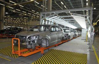 General Motors остановил работу заводов в Петербурге до 12 сентября
