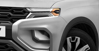 «АвтоВАЗ» порвал бы «японцев»: Конкурент Toyota Land Cruiser от LADA показан на первом рендере