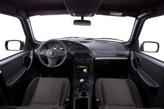 Снаружи Toyota, внутри— грустнота. Источик: LADA