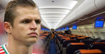 Дмитрий Тарасов отчитался перед фанатами за пьяный дебош в самолёте