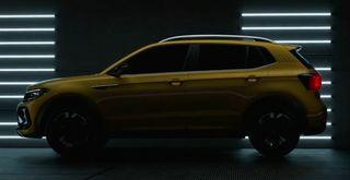 Тизер Volkswagen Taigun 2021. Источник: Volkswagen