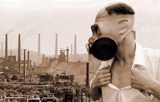 Ученые: Загрязненный воздух ухудшает работу мозга