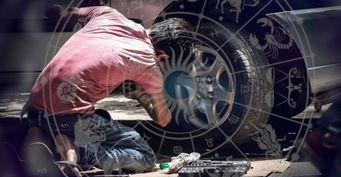 Уязвимые места знаков Зодиака в автомобиле