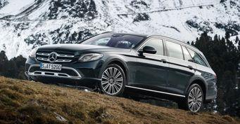 Озучена цена универсала Mercedes-Benz E-Class 2017 в России