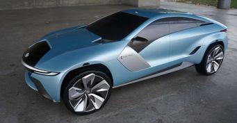 «Крузак» для хипстеров: Концепт Toyota Cross Cruiser показан нарендерах