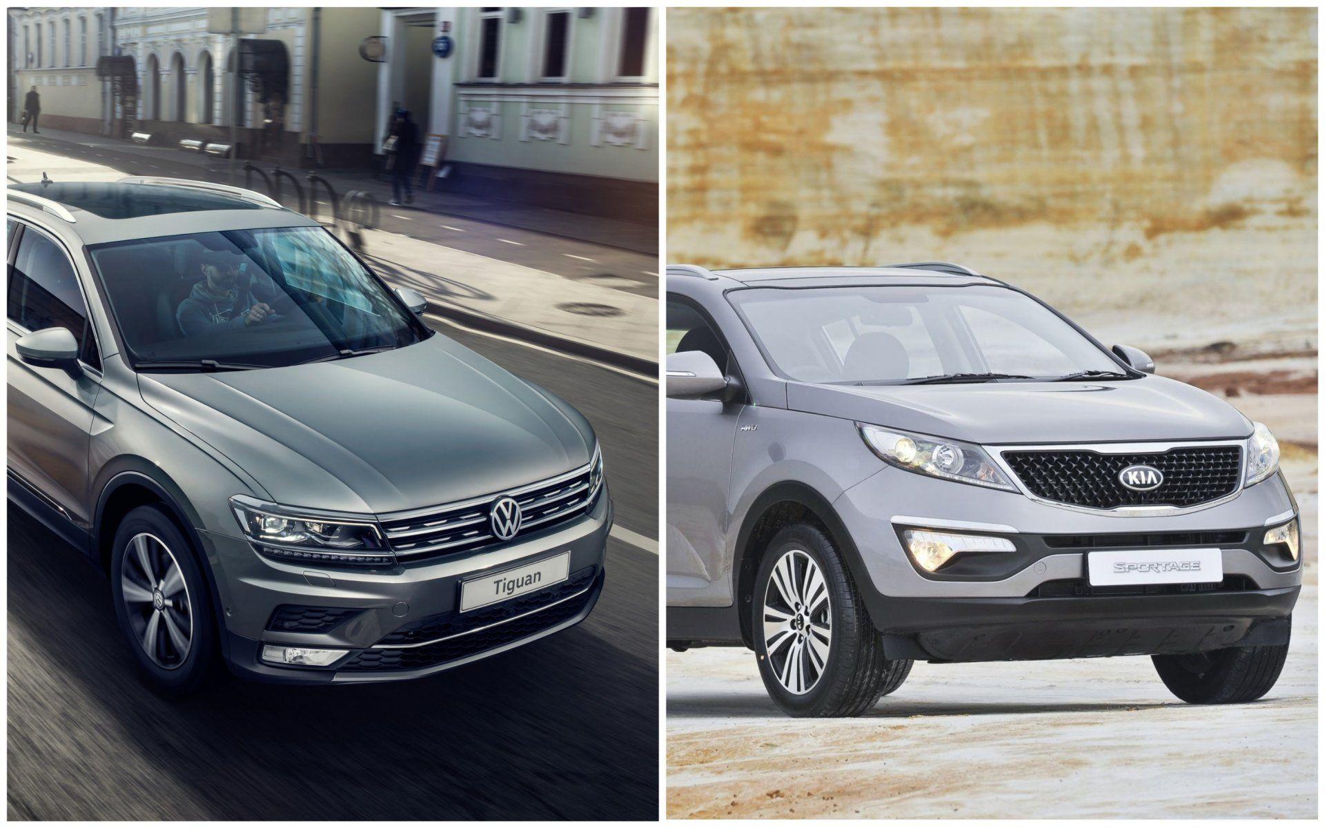 От КПП до мощности и налога: Экс-владелец KIA Sportage назвал 10 минусов Volkswagen Tiguan