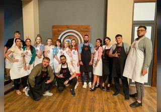 Участники 10 сезона МастерШеф / Фото: Instagram @oleksandr_horchakov