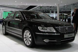 Volkswagen занялась разработкой нового поколения Phaeton