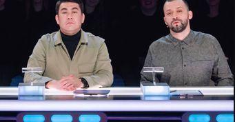 Белый топил Азамата: Руслана задело, что Мусагалиев может позволить себе выступать вшоу TALK наТНТ без подготовки
