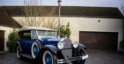 Впример «АвтоВАЗу»: Представлен редчайший автомобиль Packard 1926 года – он поржавел, нонесгнил