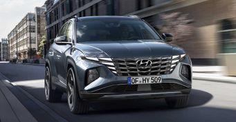 Радикальный дизайн: Hyundai Tucson нового поколения полностью рассекречен