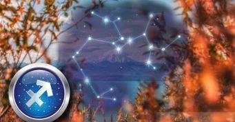 Звезды посылают помощь: Гороскоп для Стрельца на первый месяц осени