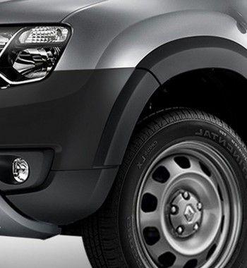 «Газели» и «УАЗы» подвинутся: Фургон Renault Duster показан на рендере