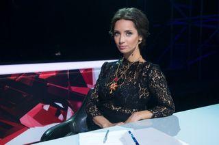 Денисова в4-м сезоне «Танцы». Тогда она даже внешне выглядела более скромно