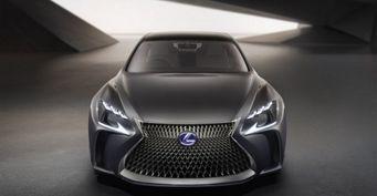 Toyota озвучила дату выхода новой генерации Lexus LS