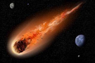 Ученые: За 100 лет Земля столкнется с 400 астероидами