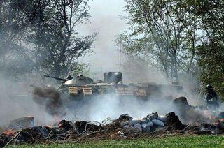 На Донбассе от артобстрелов за сутки погибло 12 мирных жителей