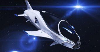Lexus создала космический корабль Skyjet
