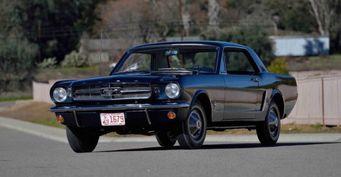 Самое первое купе Ford Mustang не смогли оценить