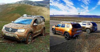 Дизельный глиномес: Новый Renault Duster прошёл проверку Дагестаном