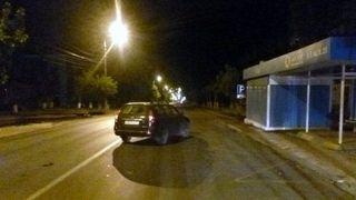 В Туле водитель «Приоры» сбил 16-летнюю девушку