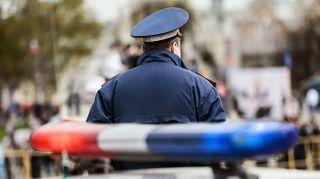 В Москве произошло масштабное ДТП при участии машин с посольскими номерами
