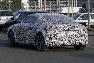 Новый родстер от Audi TT рассекречен