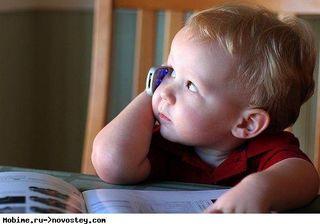 Ученые: мобильные телефоны могут вызывать аллергию у детей