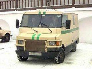 В Подмосковье были задержаны подозреваемые, угнавшие инкассаторский автомобиль