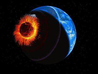 Ученые: Столкновение Земли с метеоритом Тейа породило Луну