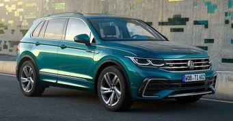 Инновации вникуда: Как немцы встретили Volkswagen Tiguan 2021